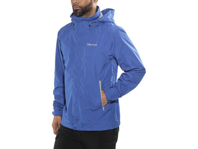 Marmot Alpenstock Jas Heren, true blue